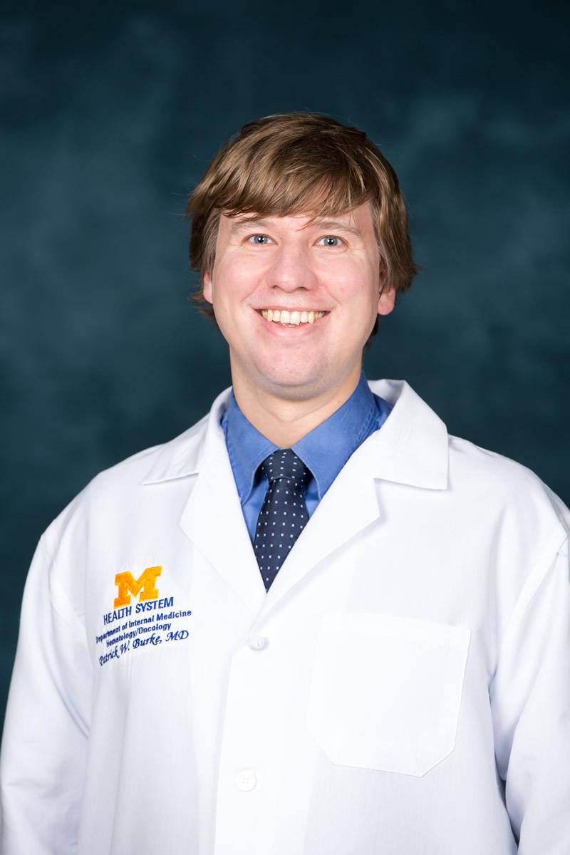 Patrick William Burke MD   Michigan Medicine