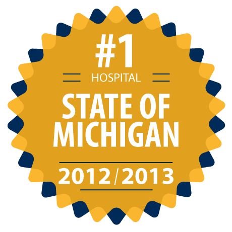 Best Hospital in the State - U.S. News and World Report 2012-2013
