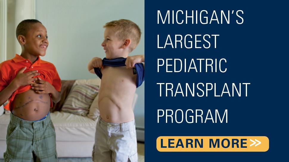 Liver Transplant | Michigan Medicine