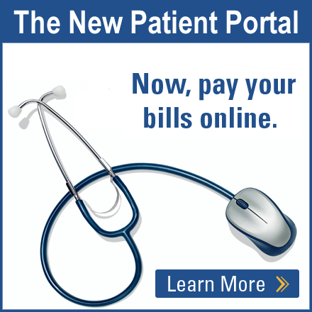 Use the Patient Portal - MyUofMHealth.org - to pay bills.