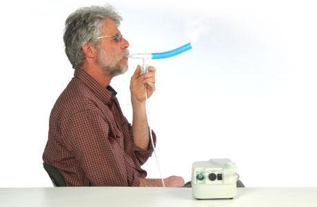 asthma therapy machine