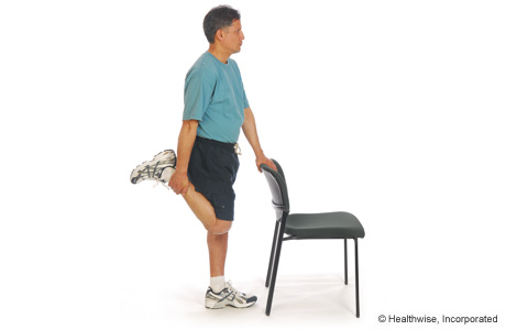Patellar Tracking Disorder: Exercises | Michigan Medicine
