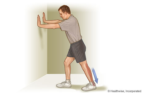 Stretches For Achilles Tendon Problems University Of
