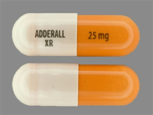 Amphetamine And Dextroamphetamine Michigan Medicine