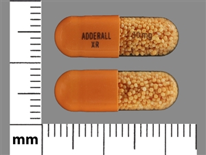 amphetamine and dextroamphetamine | Michigan Medicine