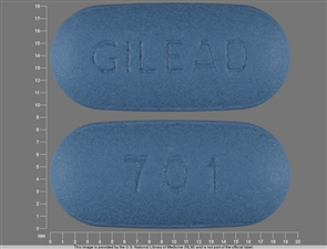 emtricitabine and tenofovir | Michigan Medicine