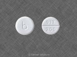 Image of Amiodarone 200 mg-BAR