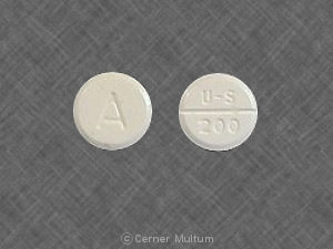 Image of Amiodarone 200 mg-GG