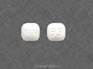 Image of Cilostazol 50 mg-TEV