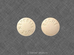 Image of Naprosyn 250 mg