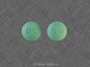 oxycodone michigan medicine