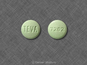 Image of Pravastatin 40 mg-TEV