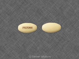 Image of Protonix 40 mg