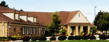 Image of Briarwood Family Medicine location, 1801 Briarwood Circle, Building 10, Ann Arbor MI 48108, Phone: 734-998-7390.