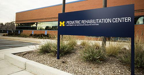 Pediatric Rehabilitation Center - Commonwealth | Michigan