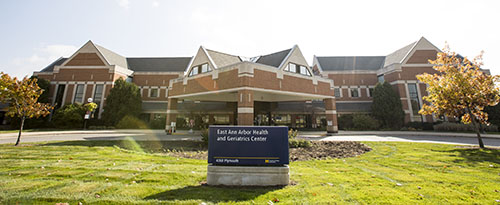 East Ann Arbor Health And Geriatrics Center Michigan
