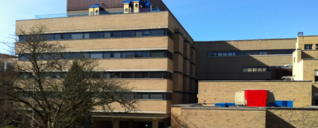 Image of Neuroscience Hospital, 1500 E. Medical Center Dr  48109 1-800-211-8181