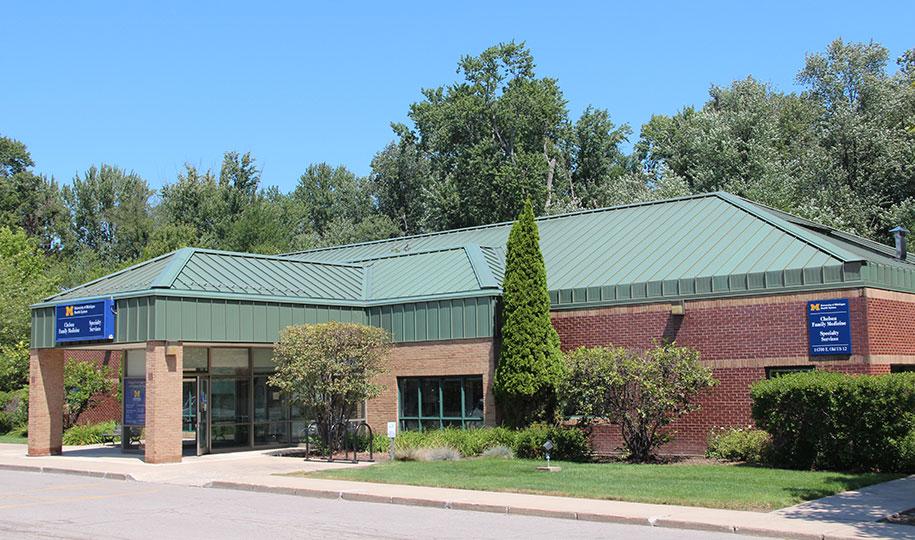 Kellogg Eye Center at Chelsea | Kellogg Eye Center