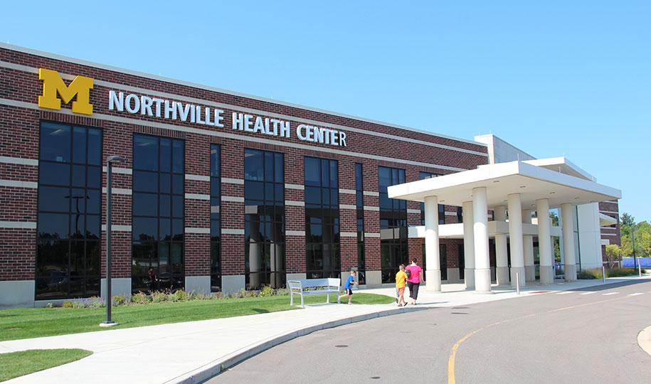 Kellogg Eye Center in Northville