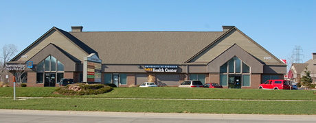 Image of West Ann Arbor Health Center 4900A Jackson Rd. Ann Arbor MI  48103