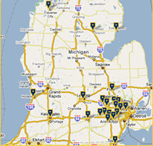 Maps & Directions | Michigan Medicine