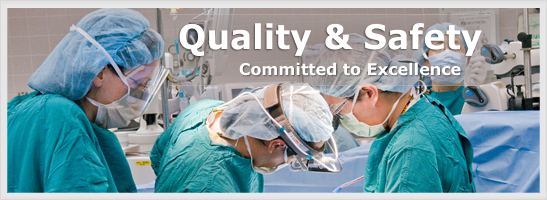 UMHS Quality and Safety: Committed to Excellence