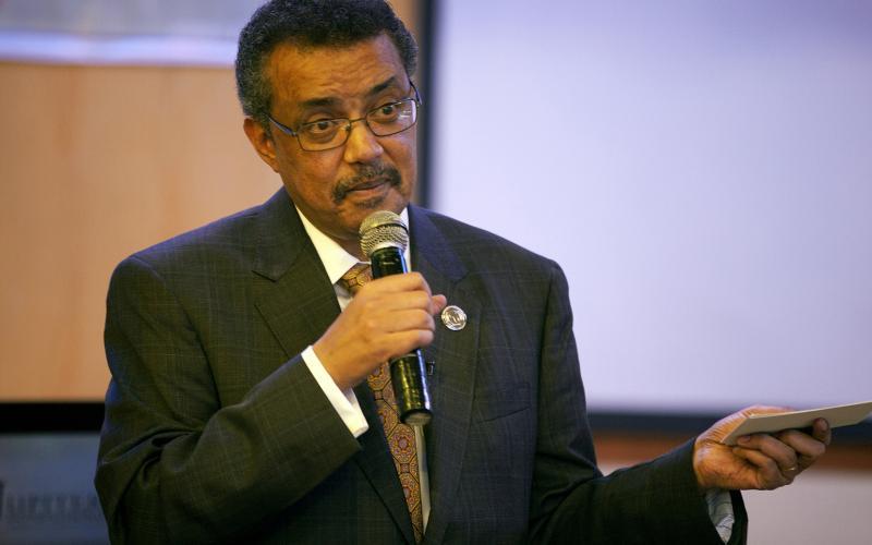 Ethiopia Dr.Tedros