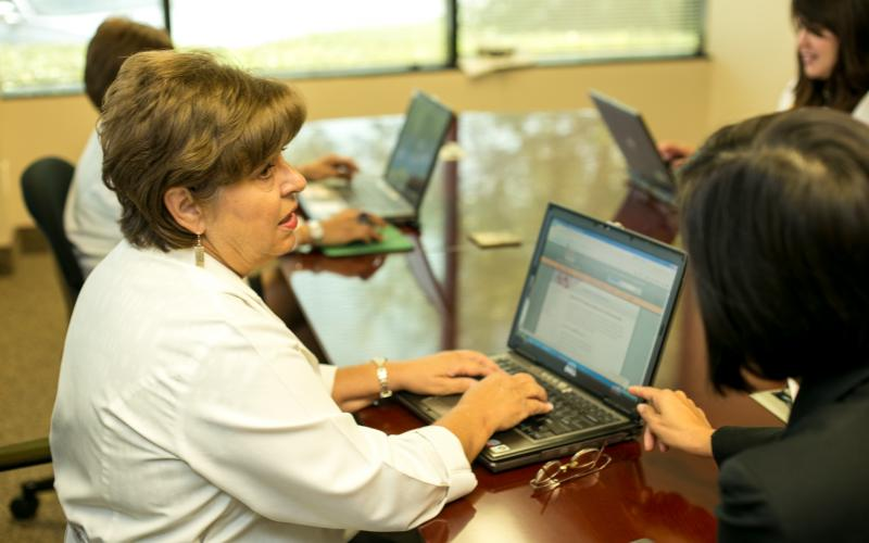 BASIC team researchers, Corpus Christi, Texas