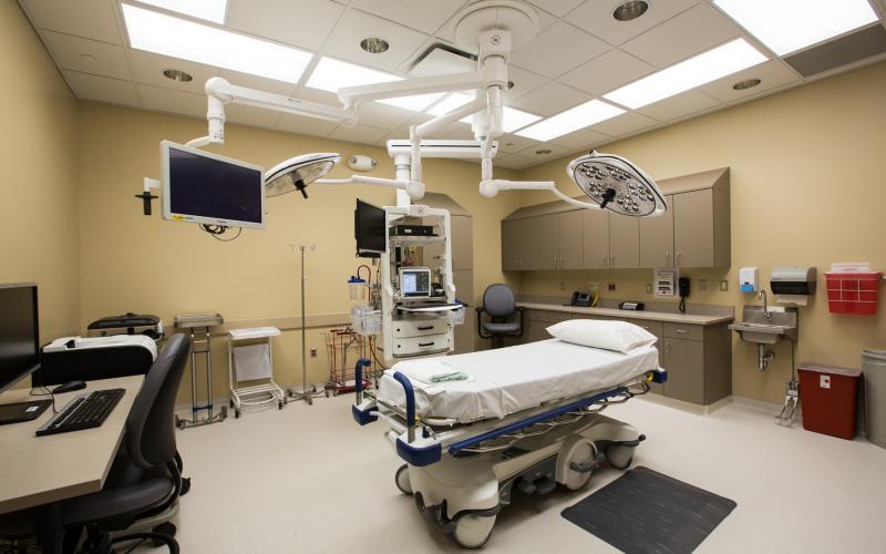 NHC opening procedure bay