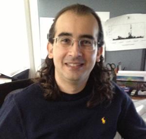 Amr Sawalha, M.D., associate professor of internal medicine in the division of rheumatology