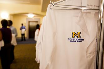 Paging Dr. Tomorrow: 177 future physician leaders enter U-M Medical ...