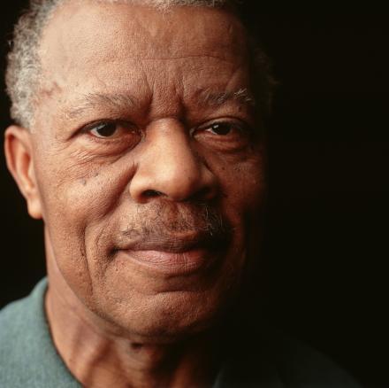 Picture of senior black man