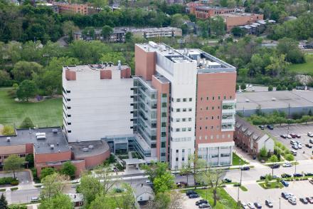 University of Michigan Brehm center