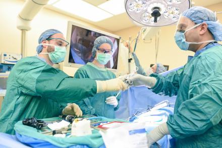 Bariatric Surgery at Chelsea Hospital