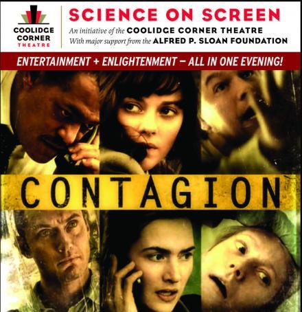 Contagio poster