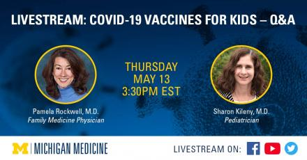 Kids' COVID vaccine Q & A
