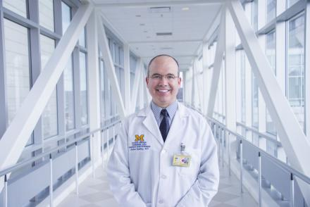 Andrew Rosenberg, M.D., named chief information officer for Michigan Medicine
