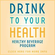 Healthy Beverages at UMHS