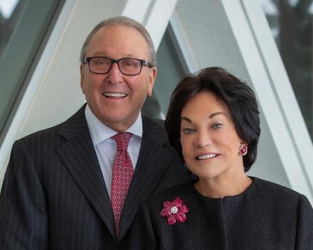Kenneth and Frances Eisenberg