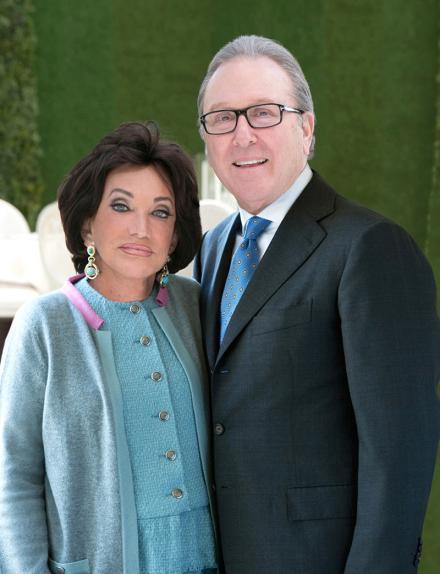 Frances and Kenneth Eisenberg