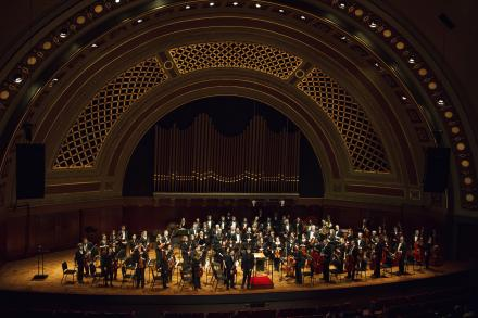 U-M Life Sciences Orchestra