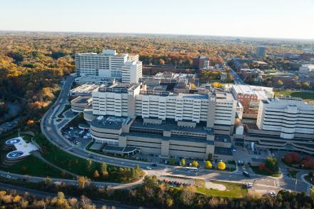medial campus