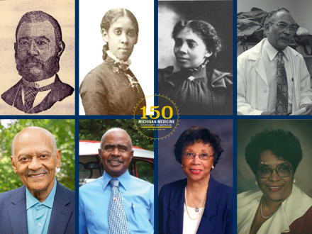 African-American pioneers Michigan Medicine