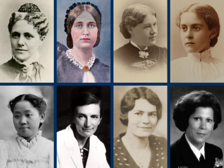 prominent women michigan medicine history