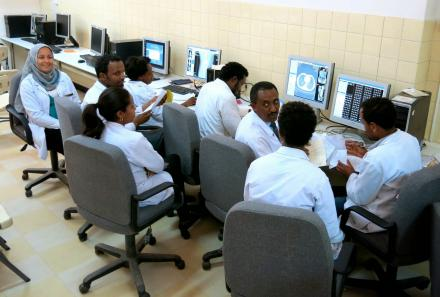 Doctors in Ethiopia