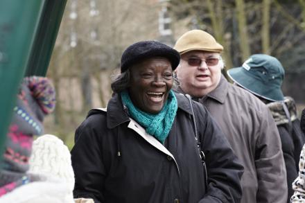 Members of the UK Walking for Health program