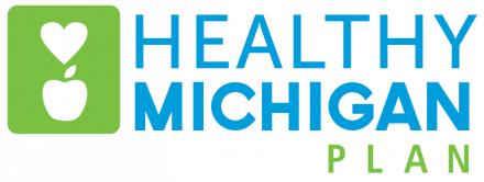 Healthy Michigan Plan logo