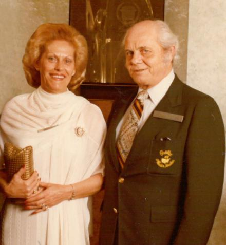 Joyce and Don Massey