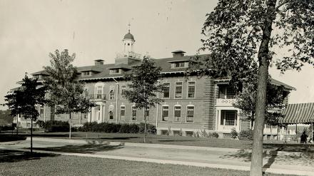State Psychopathic Hospital, 1906