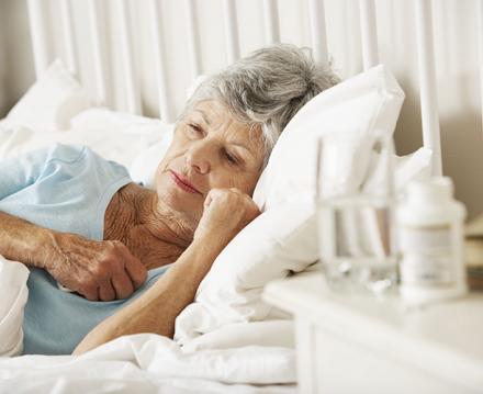 Sleep and older people